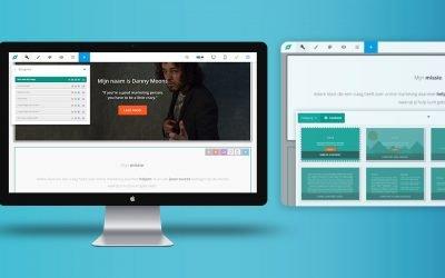 Zelf een gebruiksvriendelijke website maken?