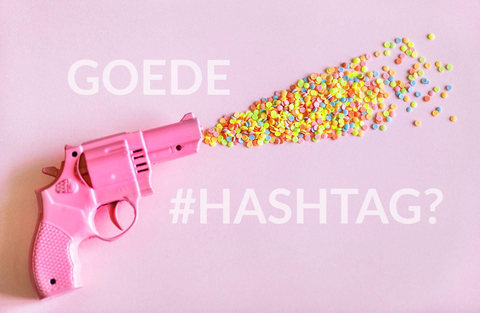 goede hashtag vinden voor instagram