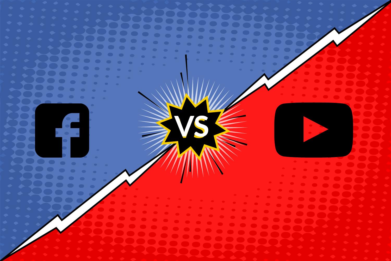 is Facebook Watch concurrentie voor YouTube of niet