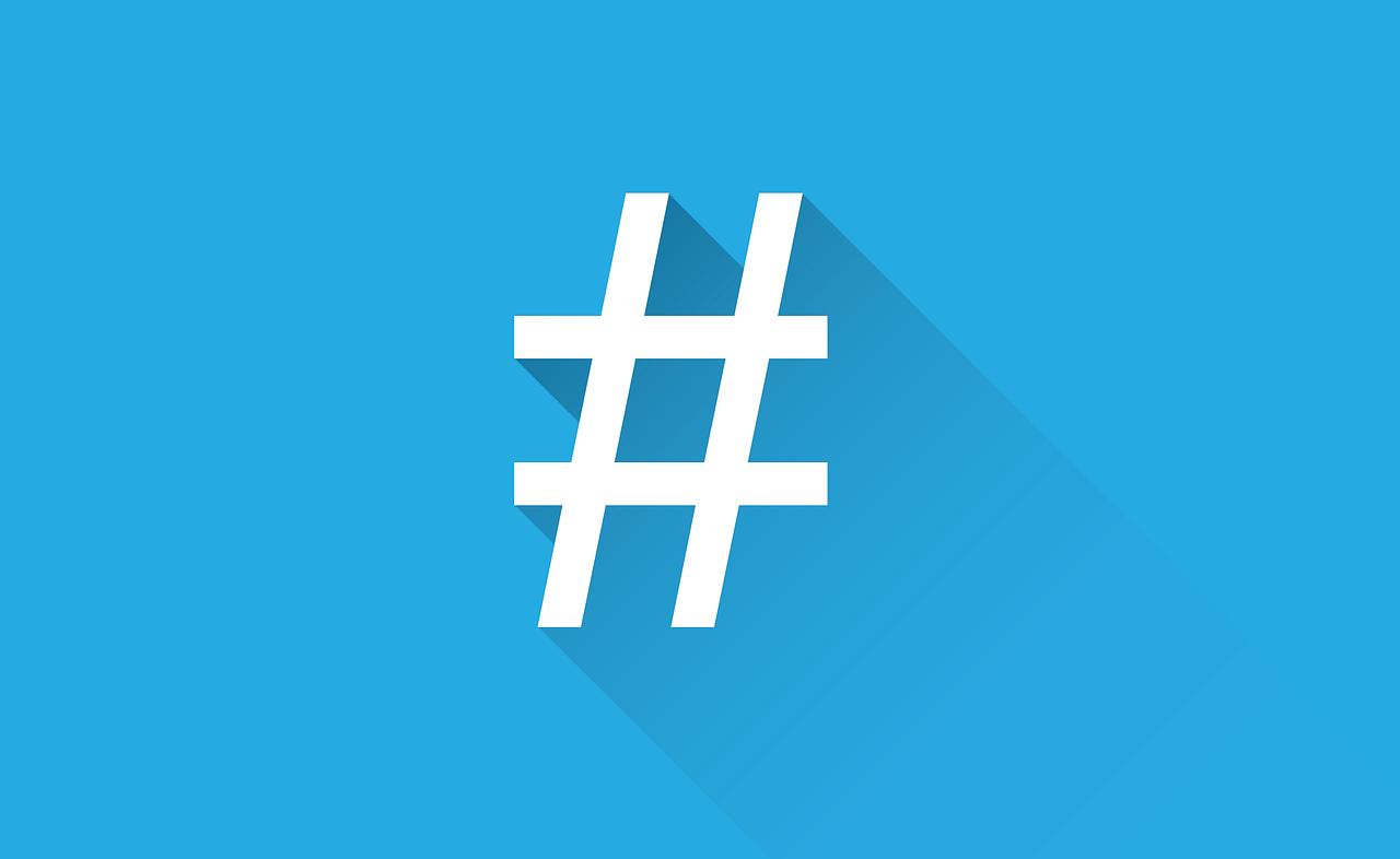 Hashtags bij Instagram