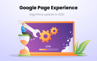 Google Page Experience algoritme update komt in 2021